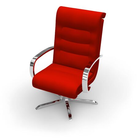 chiefs: Chiefs chair Stock Photo