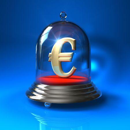 etalon: European money concept