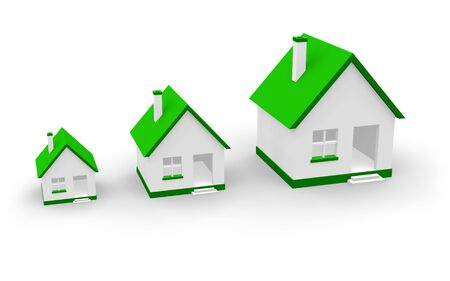 Real estate growth concept photo