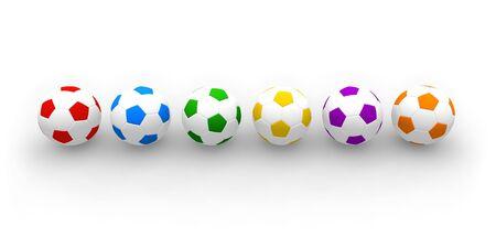 Football concept Stock Photo - 5645257