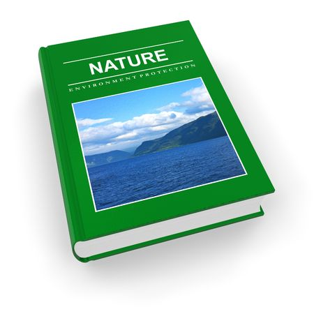 Ecological textbook photo