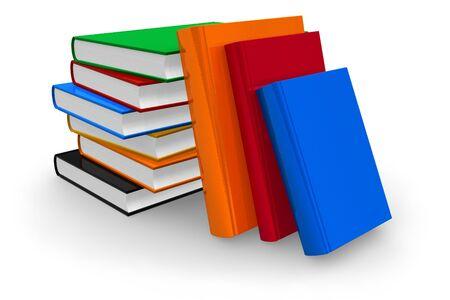Color books Stock Photo - 5670281