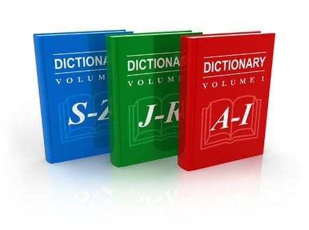 pronunciation in letters: 3-volume dictionary