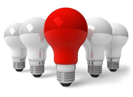 energy efficient light bulb: The Big Idea