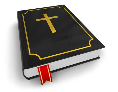 religious service: Holy Bible