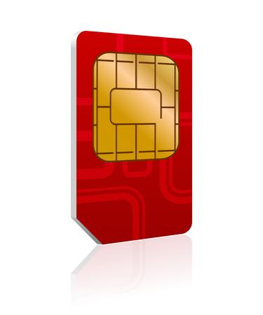 gsm: SIM card