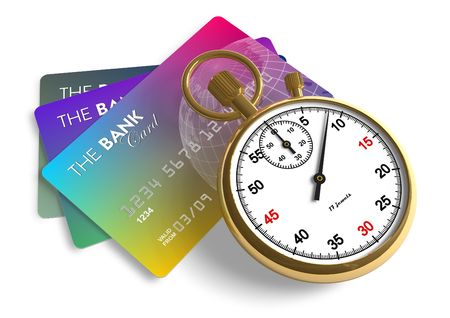 Time is money Stock Photo - 6263456