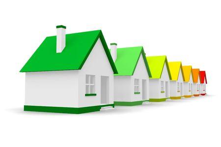 Energy efficiency concept Stock Photo - 6422131