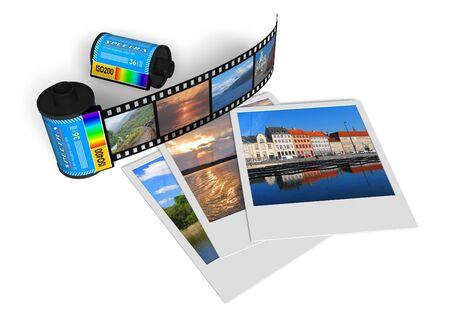 diaporama: Photos de voyage.