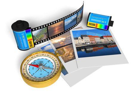 diaporama: Concept touristique