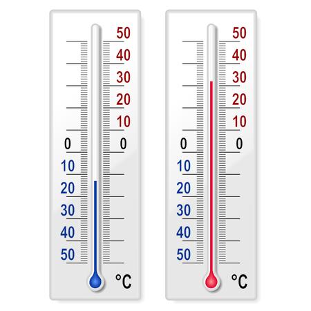 refrigerate: Conjunto de term�metros