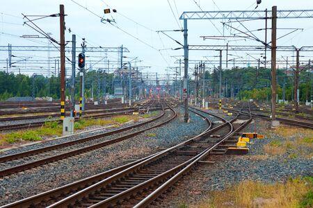 rail cross: Railroad communicatios