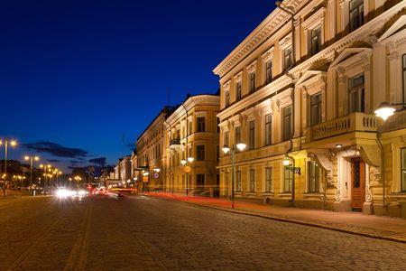 helsinki: Evening Helsinki