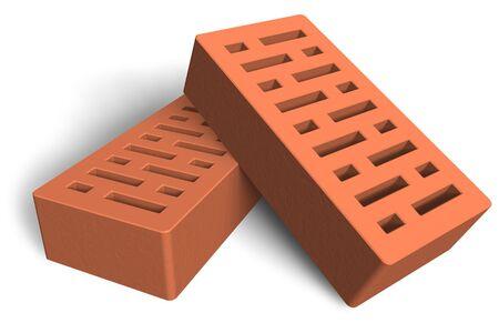 Construction bricks photo