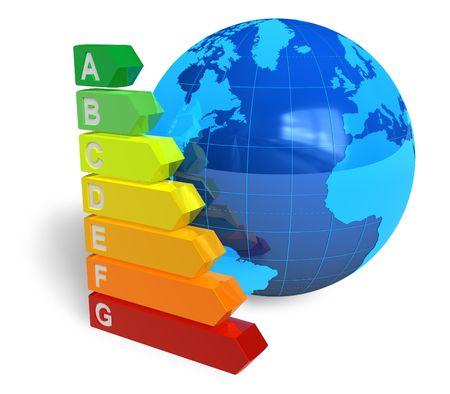 Energy efficiency concept Stock Photo - 6784186