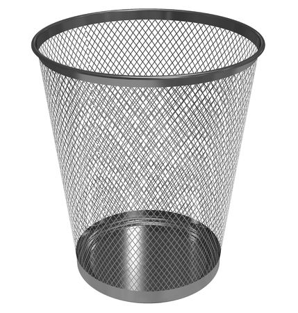 Empty recycle bin photo