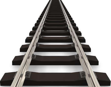 Railroad concept photo