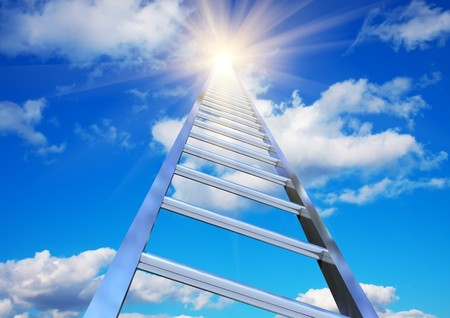 Stairway to the sky photo