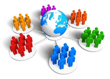 sociologia: Concepto de comunicaci�n global