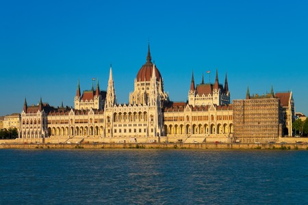 Parliament Hall in Budapest, Hungary Stock Photo - 7226497
