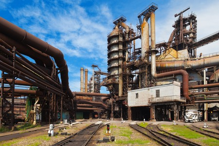 blastfurnace: Metallurgical works