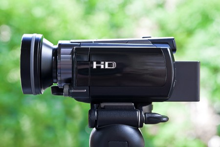 fullhd: High definition camcorder