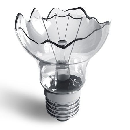 alternate: Broken lamp