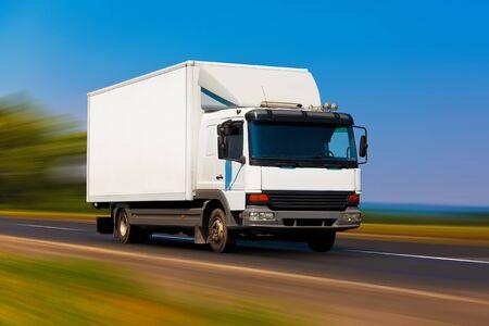 Small truck Stock Photo - 7495131