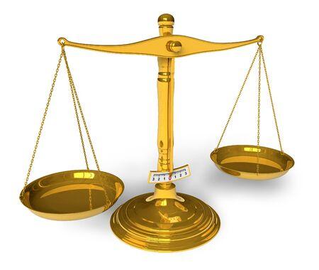 parity: Golden scales