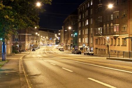 Night Helsinki photo