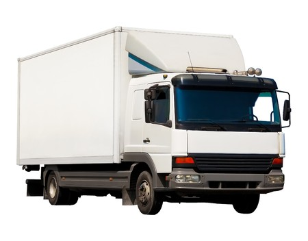 Small truck photo