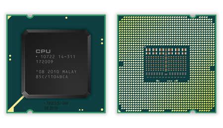 microcontroller: Modern processors