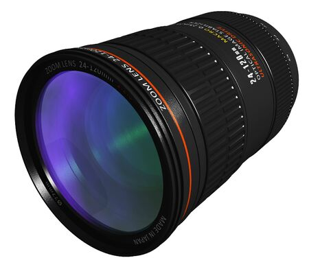 stabilizer: Professional zoom lens