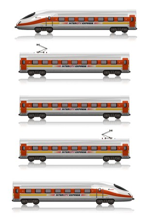 commuters: InterCity Express