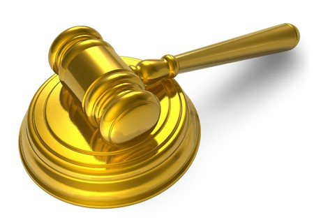 commercial law: Golden mallet