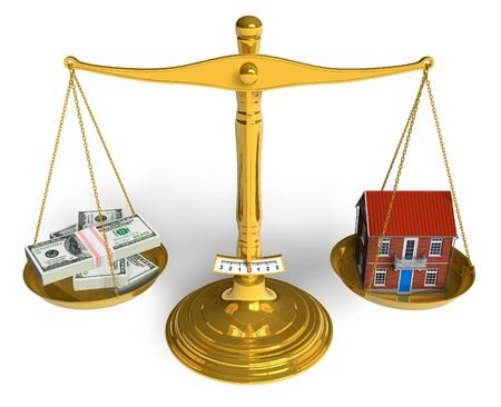 Real estate concept Stock Photo - 7930046