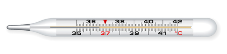 epidemy: Medical thermometer