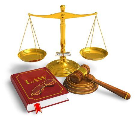 Legal concept Stock Photo - 7946993