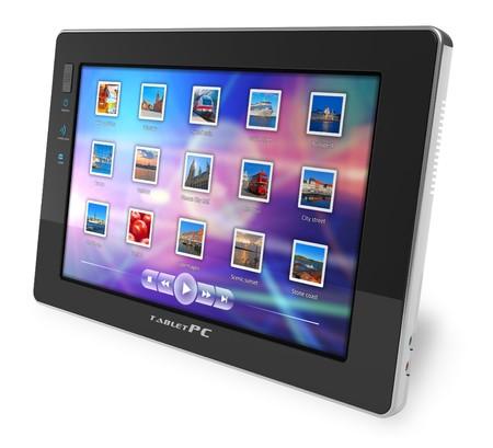 Tablet PC Stock Photo - 7947008