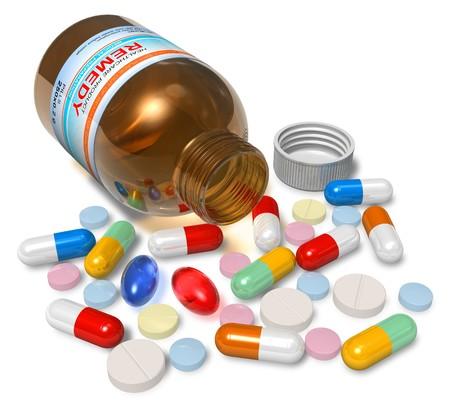 Drugs Stock Photo - 8172528