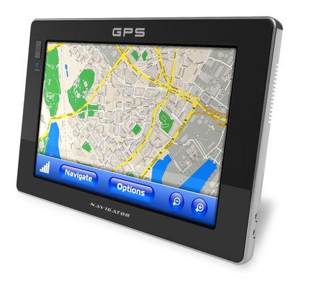 gps navigation: Navegador GPS