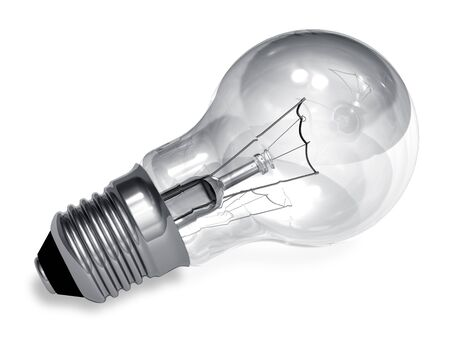 incandescent: Incandescent lamp