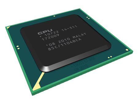 microprocessor: CPU
