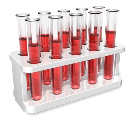 test tubes: Test tubes Stock Photo