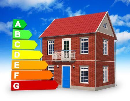 Ecologische bouw concept