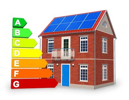 Alternative energy concept photo