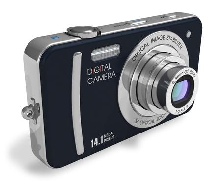 Appareil photo numérique compact *** la conception de ce dispositif est mon propre