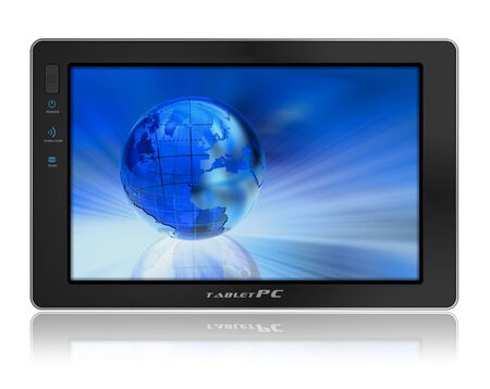 Conceptual tablet PC *** Design of this device is my OWN photo