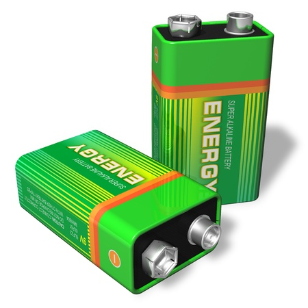rechargeable: 9V batteries