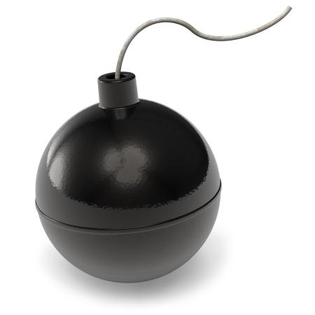 bomba a orologeria: Bomba Archivio Fotografico